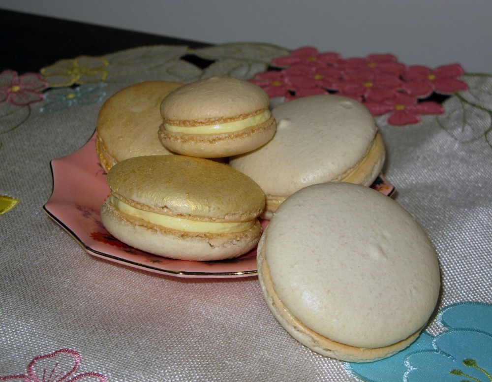 Macarons Second Attempt