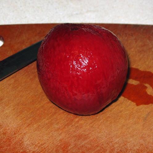 Peeled Aprium