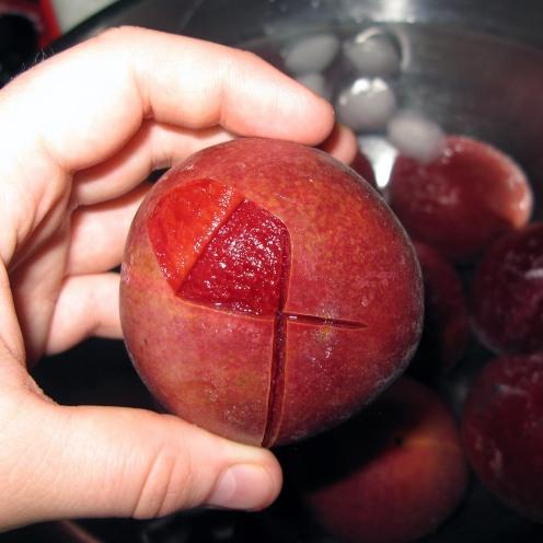 Peeling Aprium