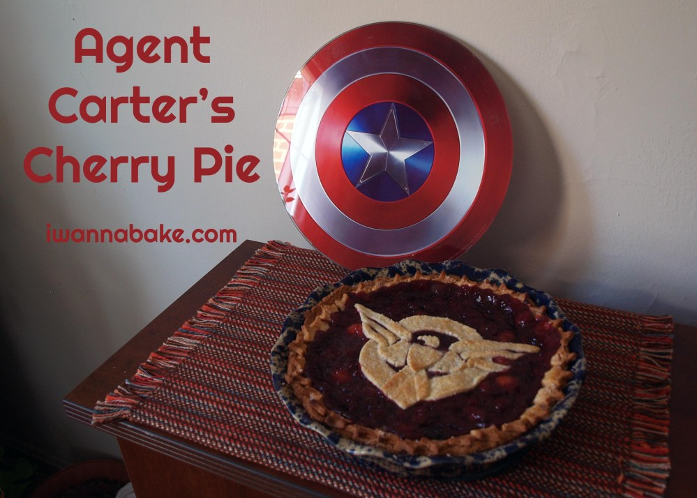 Agent Carter's Cherry Pie