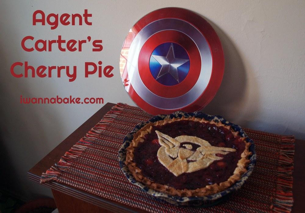 Agent Carter's Cherry Pie
