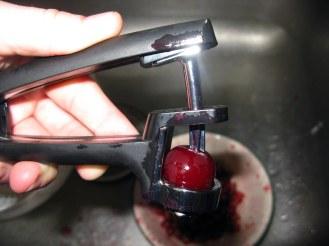 Pitting Cherry 1
