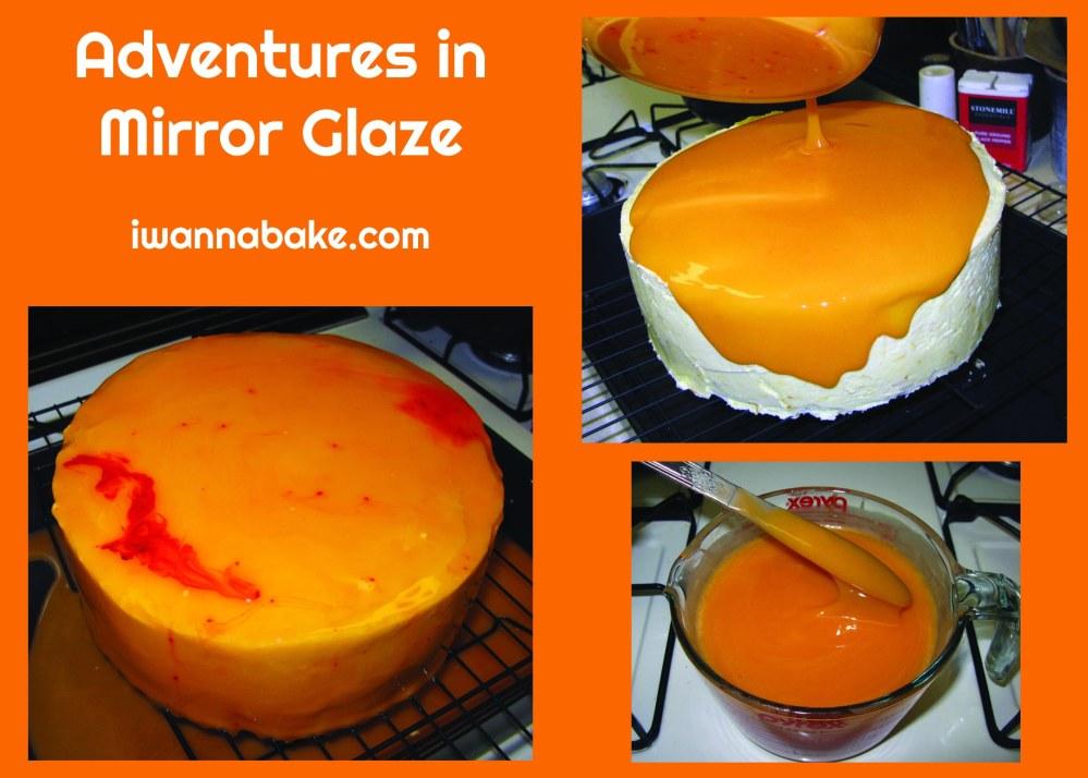 Adventures in Mirror Glaze