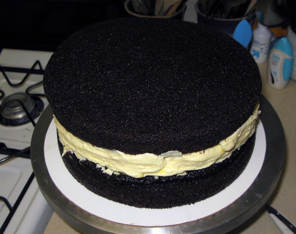 Cake Sandwich