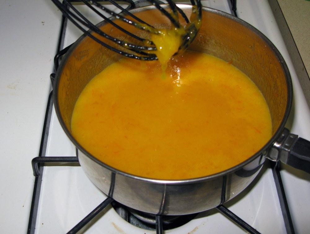 Clementine Curd 1
