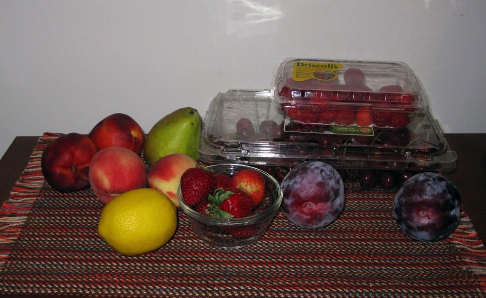 Assorted Summer Fruit