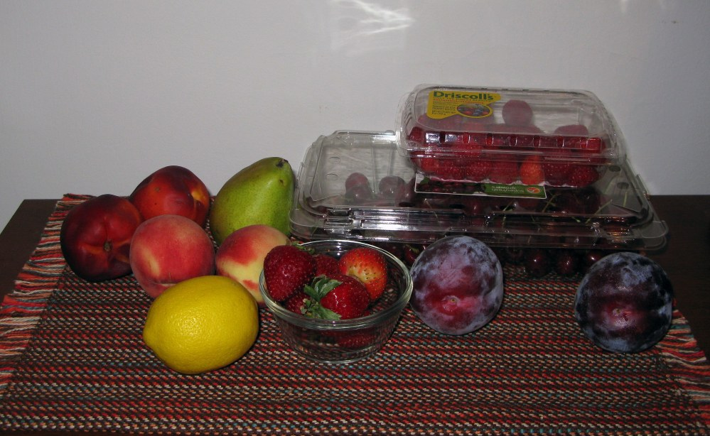 Assorted Summer Fruit