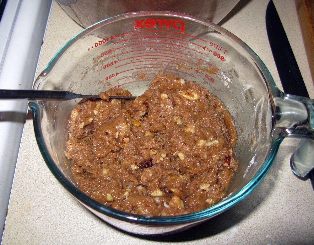 Crumble Topping Mixture