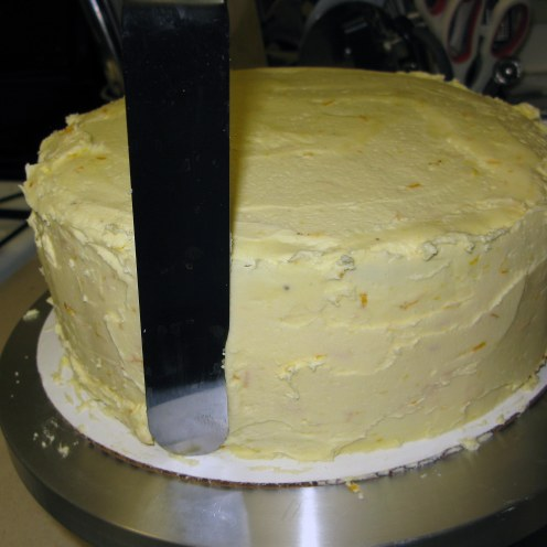 Smoothing Frosting 1