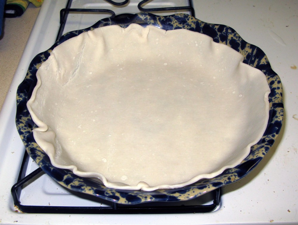 Bottom Pie Crust