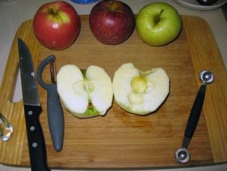 Chopping Apple 2
