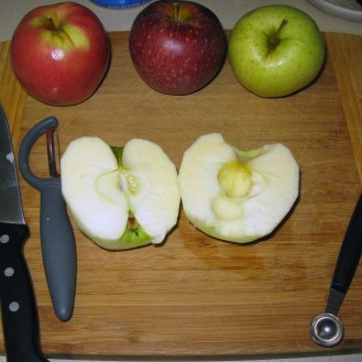 Chopping Apple 2