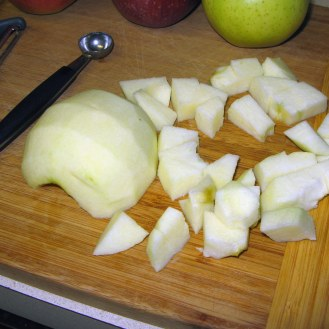Chopping Apple 3