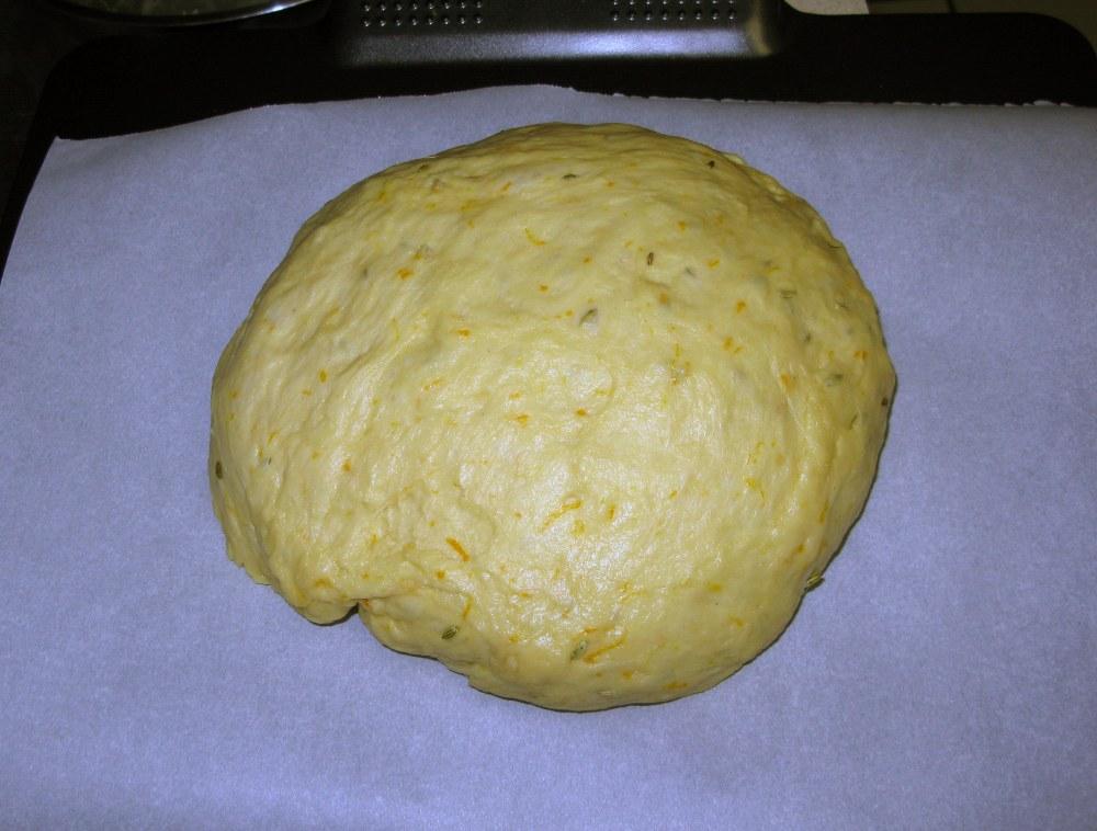 Dough Semisphere