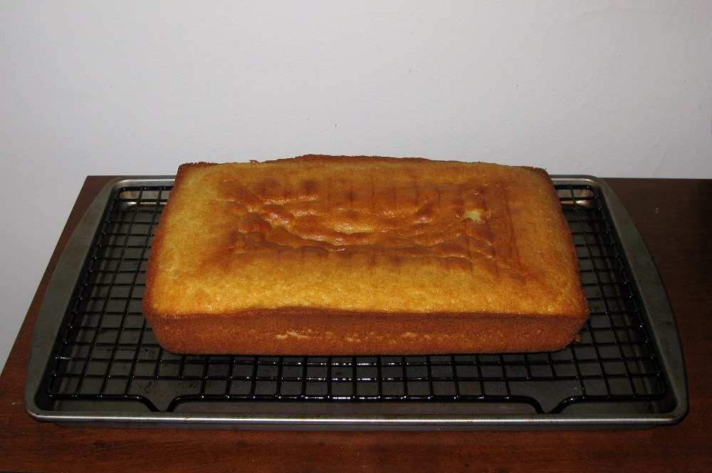 Flipping Cake 5