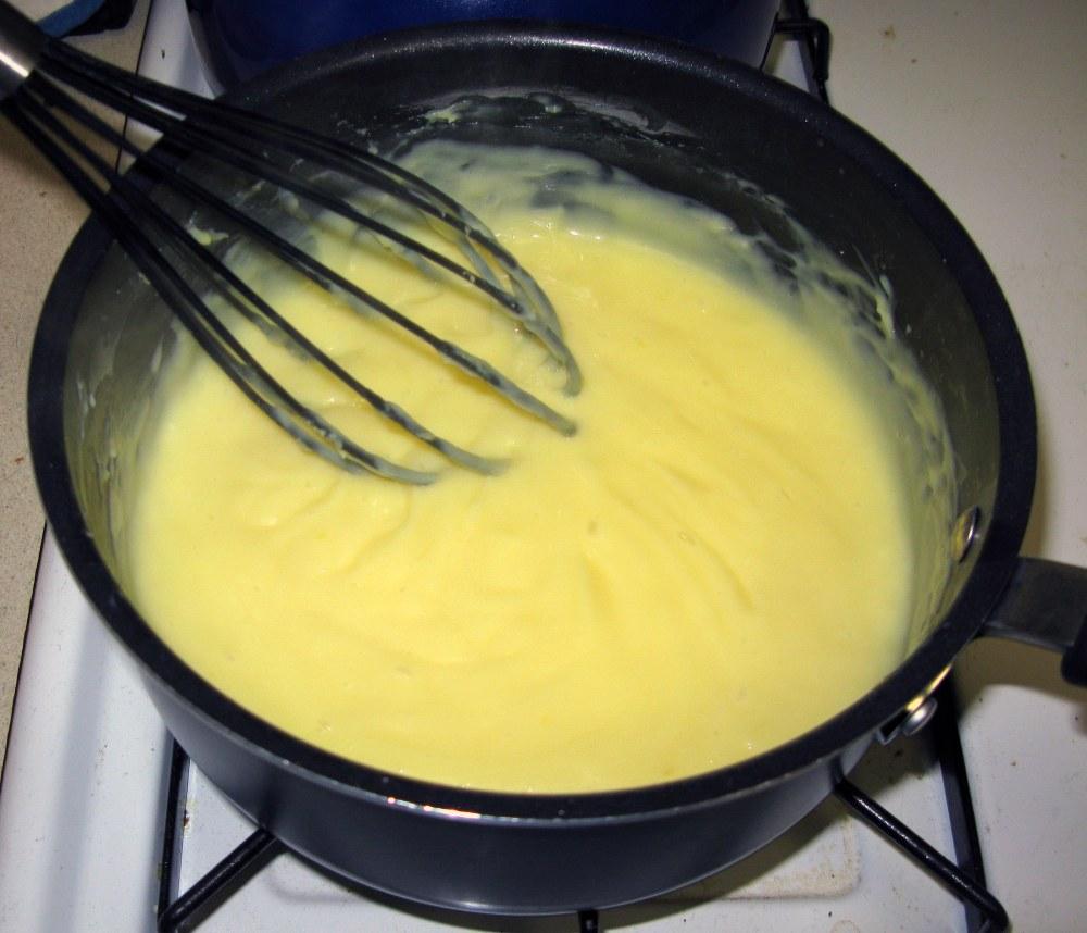 Cooked Custard