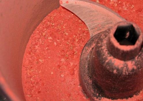 Freeze Dried Strawberry Dust